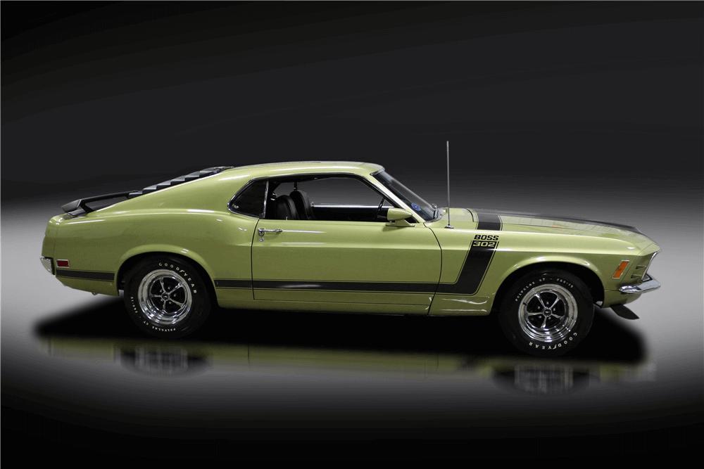 Top 10 Mustangs sold at Barrett Jackson Scottsdale 2018   Mustang ...