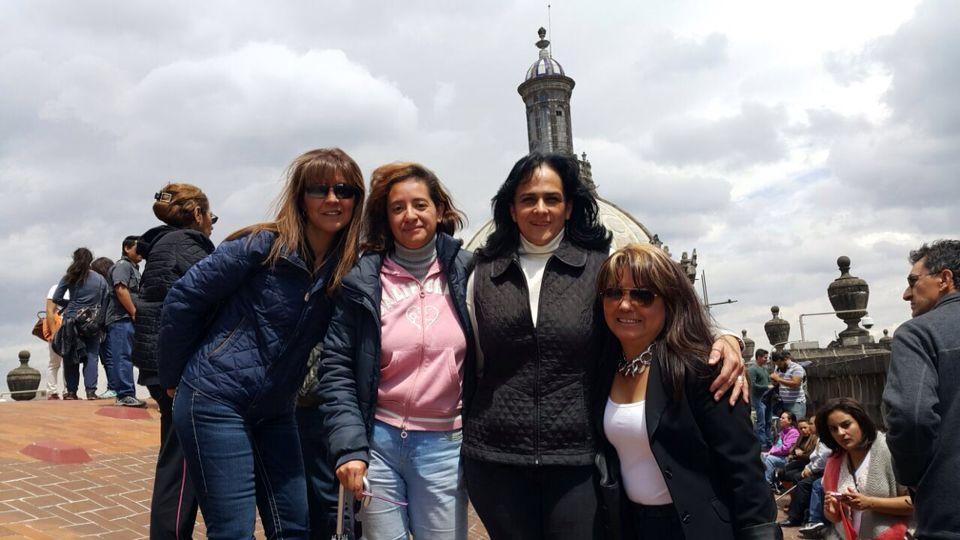 Catedral en recorrido con #MujeresDelDF