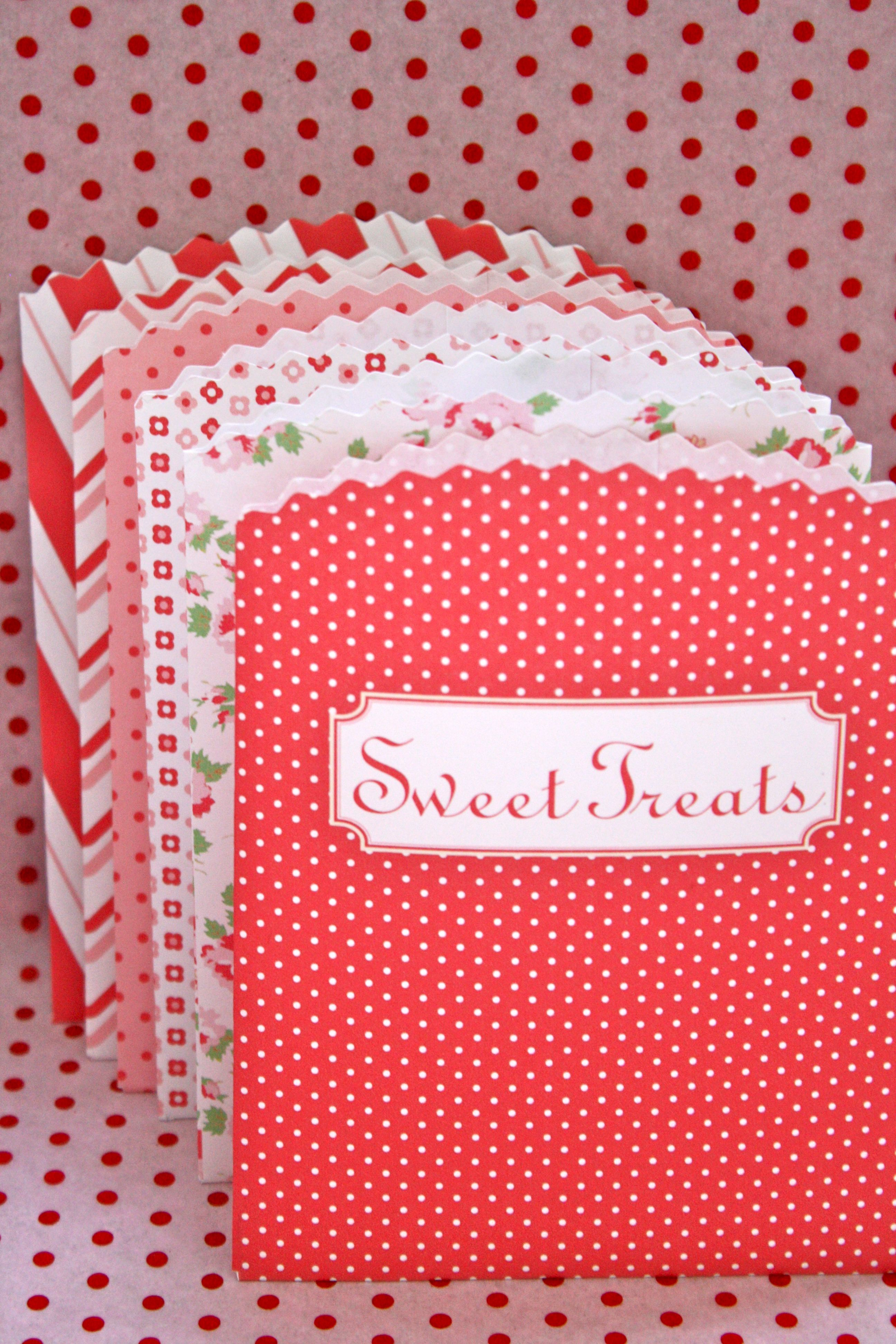 Sweet Valentine Bags Free Download