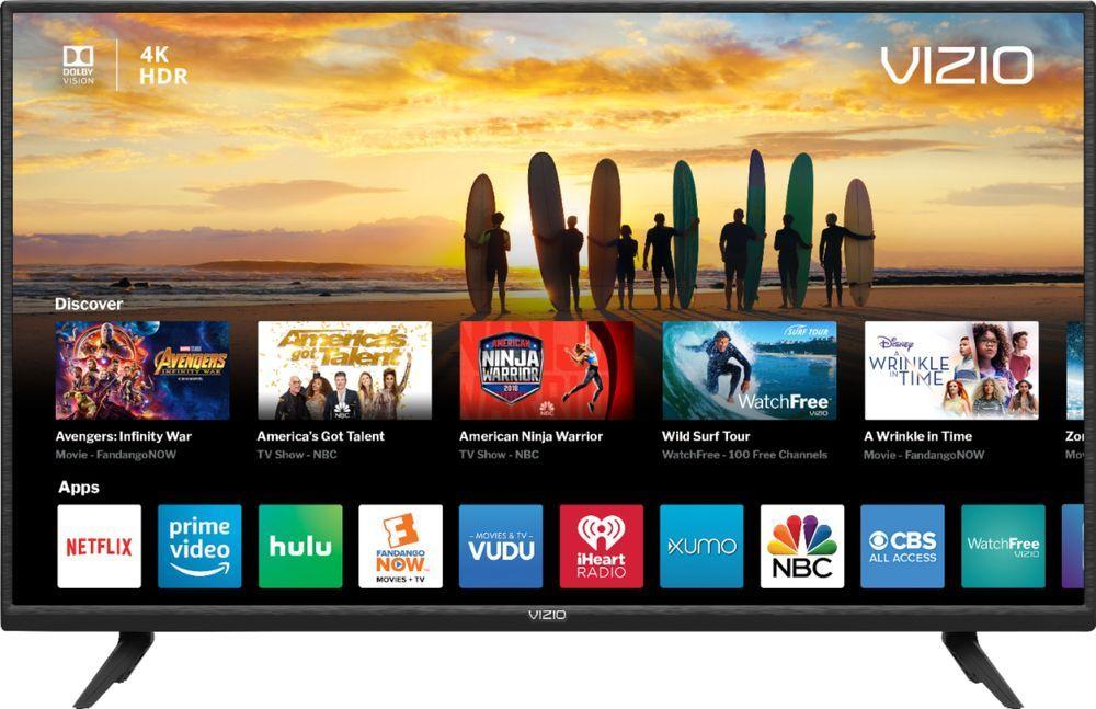 Vizio 40 Class Led V Series 2160p Smart 4k Uhd Tv
