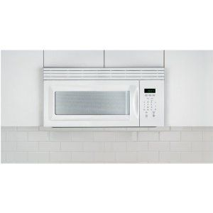 163 26 Click Image Twice For Updated Pricing And Info Frigidaire Mwv150kw 1 5 Cu F Range Microwave Over Range Microwave