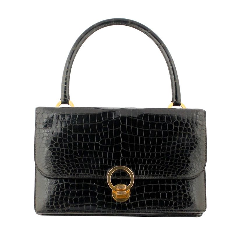 HERMES   From a collection of rare vintage handbags and purses at http://www.1stdibs.com/fashion/accessories/handbags-purses/