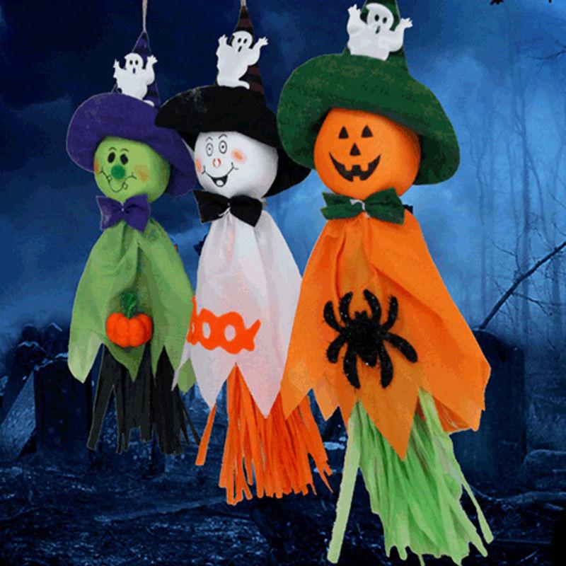 Halloween Ghost Hanging Decorations Indoor/Outdoor Halloween Party - halloween party decorations cheap