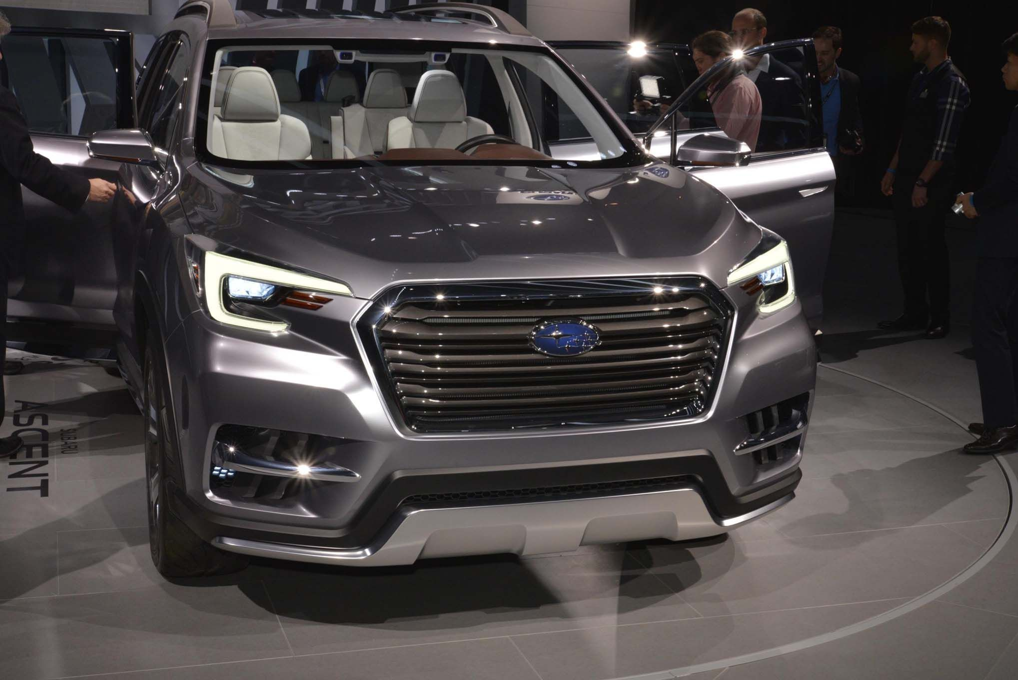2019 Subaru Forester Exterior And Interior Review Car And Home