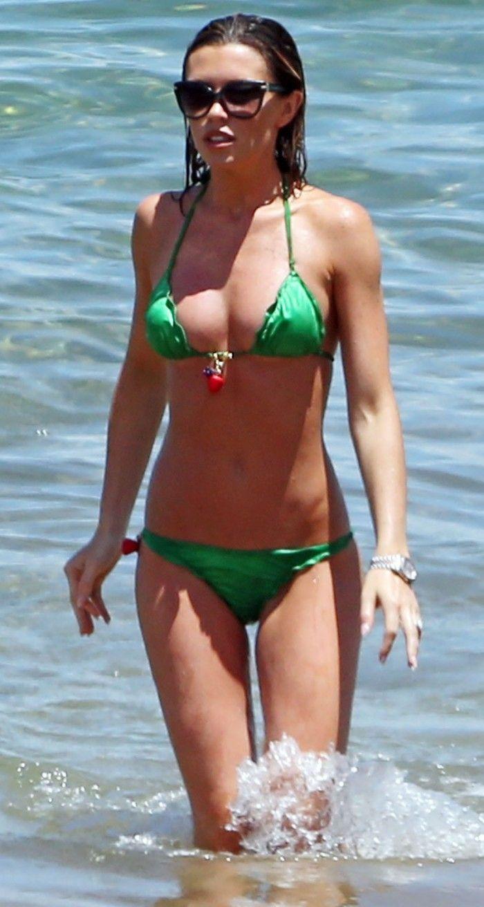 Abbey clancy bikini