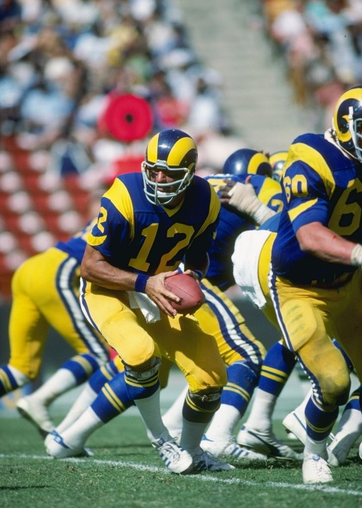 Pin on L.A. & St. Louis Rams QBs