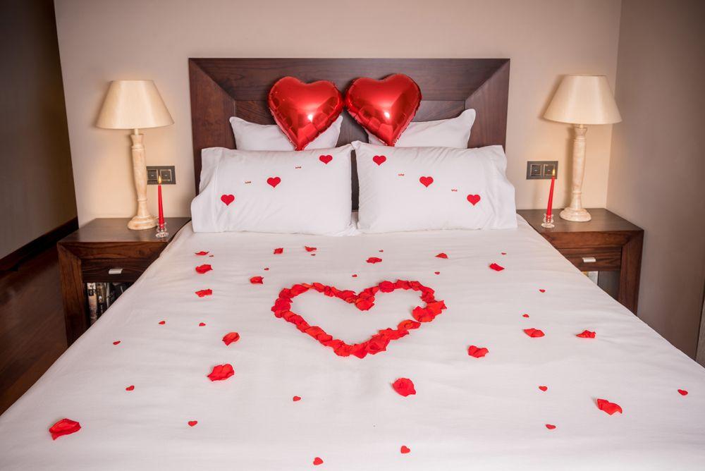 C mo decorar una habitaci n para una noche rom ntica - Bodas sencillas y romanticas ...