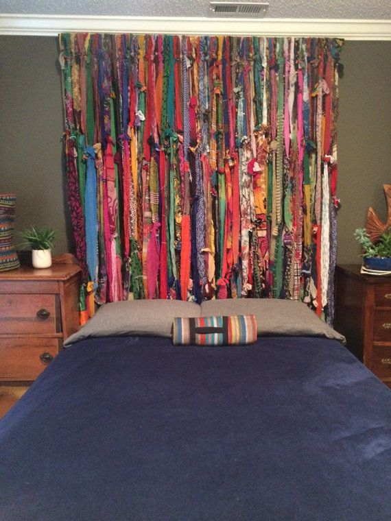 Boho head boards for any size bed by Melisalanious on Etsy