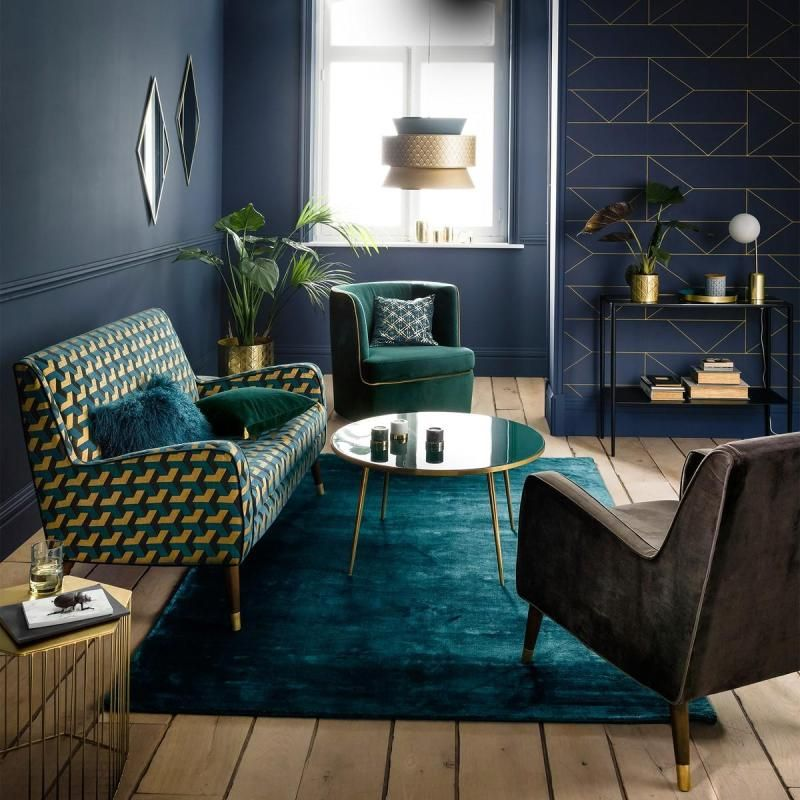 Photo of Let's talk about green colour schemes for the perfect green living room