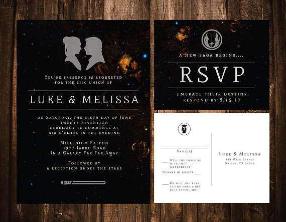 Image result for star wars wedding Star Wars Themed Wedding