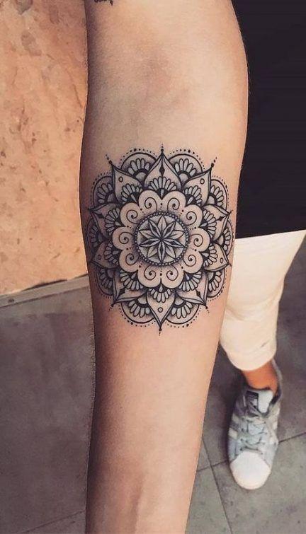 Mandalas Tatuajes Para Mujer