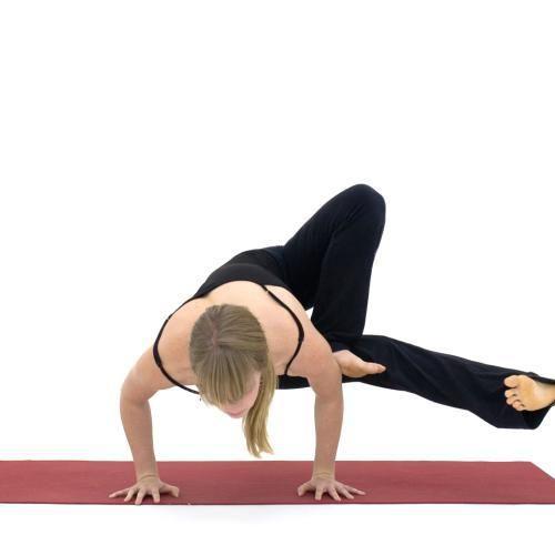 Yoga Poses Arm Balances Advanced Brianballyoga