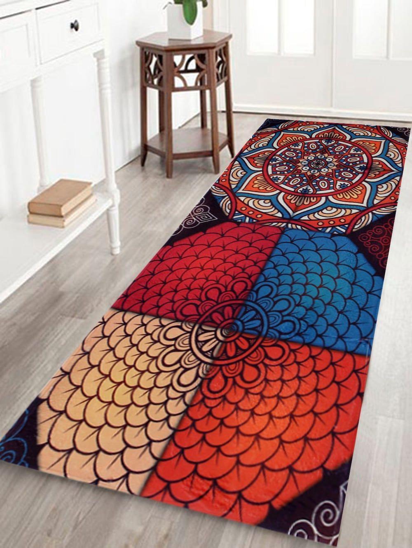 Antiskid Bohemian Totem Printed Carpet Printed Carpet Rugs Cheap Rugs