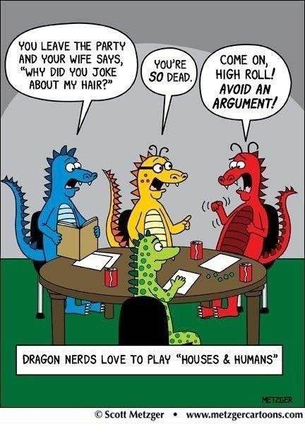 "Dragons play ""H&H"""
