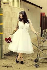Plus Size Vintage Wedding Dress Google Search Tea Length Wedding Dress Short Wedding Dress Tea Length Dresses