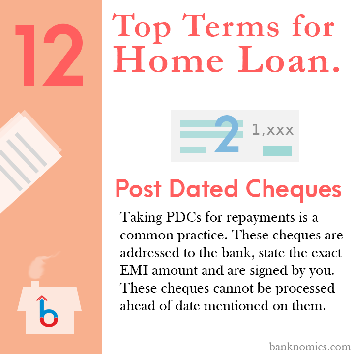 12 Top Terms You Should Know Before Applying Home Loans in