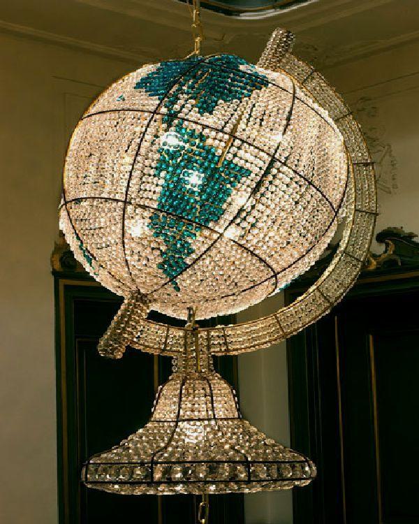 Amazing Custom Huge Bohemian Crystal Chandelier Designer By Rock And Royal Lamparas De Cristal Objeto De Arte Globos Terraqueos