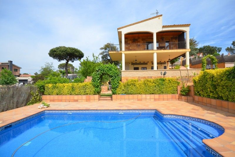 Holiday home Vidreres Costa Brava Villa Spain for rent Capriola