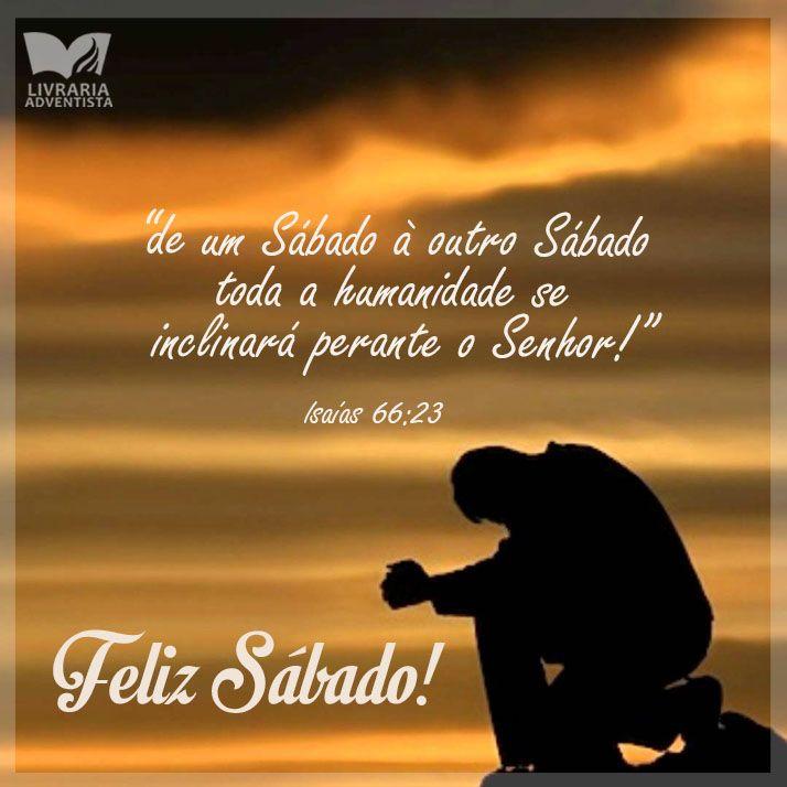 """""""de um sábado a outro toda a nação se inclinará perante ao Senhor!"""" Isaías 66:23. Este dia em breve chegará! Amém!"""
