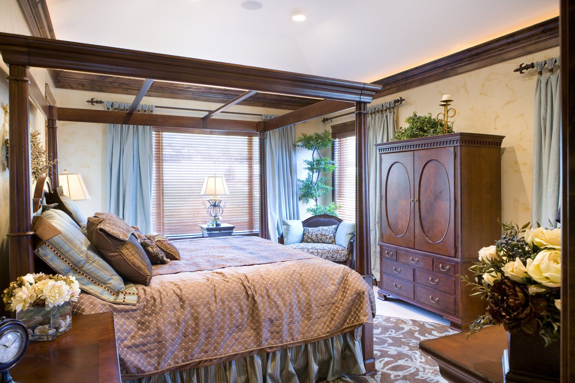 Perfect Elegant Master Bedrooms | Elegant Master Bedroom
