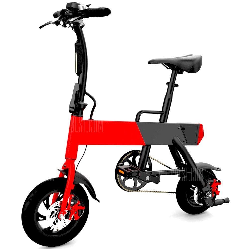 Doublehunter P12 Folding Bike Moped Electric Bike E Bike Sale