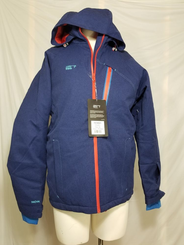 e56f17e3034dd7 NEW 2117 of Sweden Ockelbo Insulated Soft-Shell Winter Jacket Coat Mens XL  - NWT