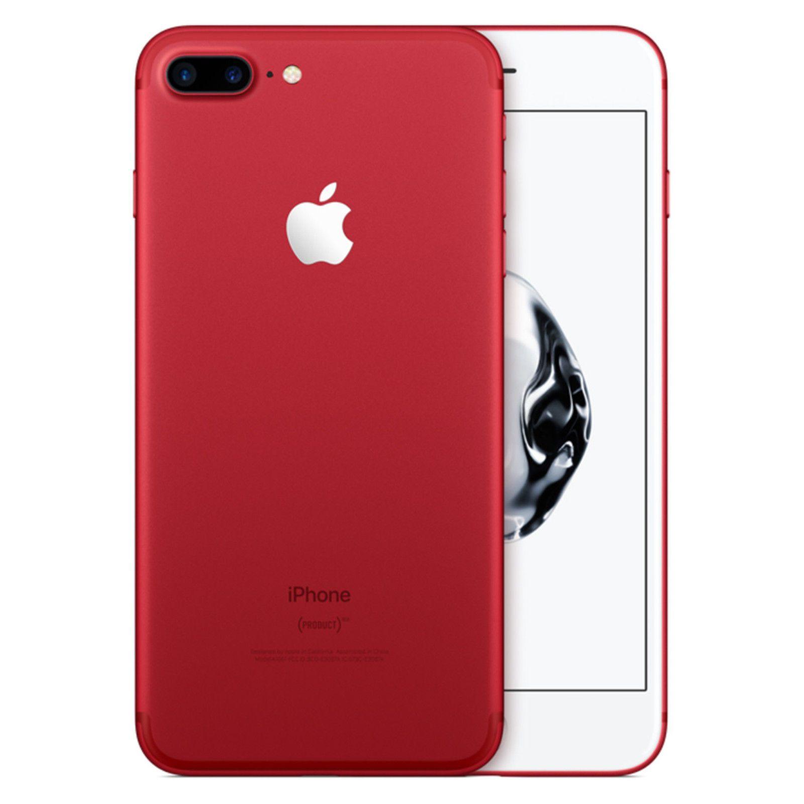 Shop Iphone 7 Plus Red Iphone Iphone 7 Plus