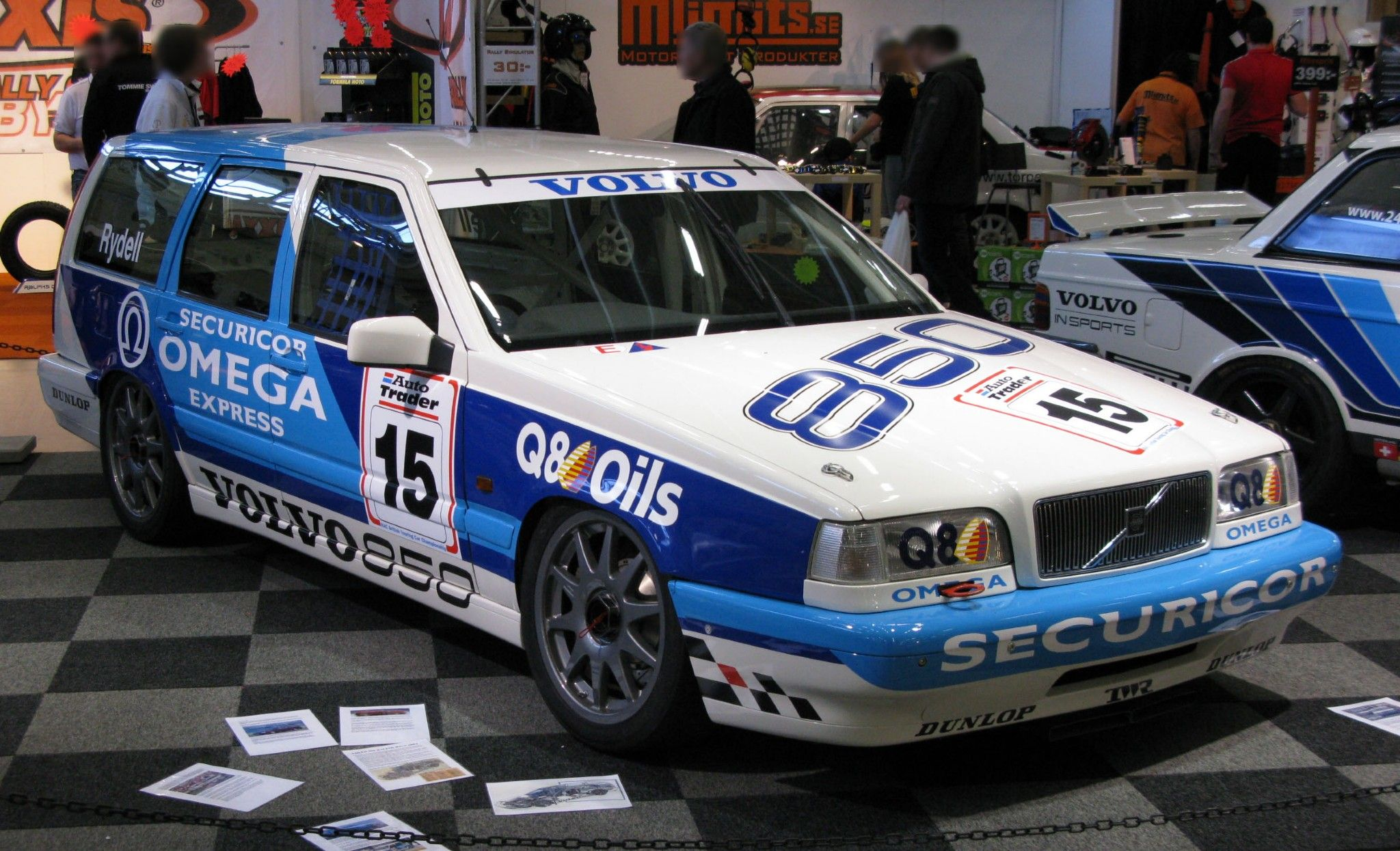 Pin By Joseph Vasquez On Race Car Liveries Cars Volvo Volvo 850