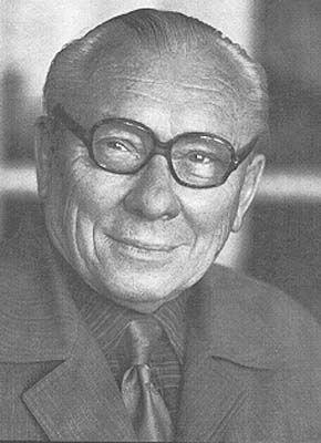 Karel Zeman (3.11.1910 Ostroměř-5.4.1989 Zlín) filmový režisér, Czechia
