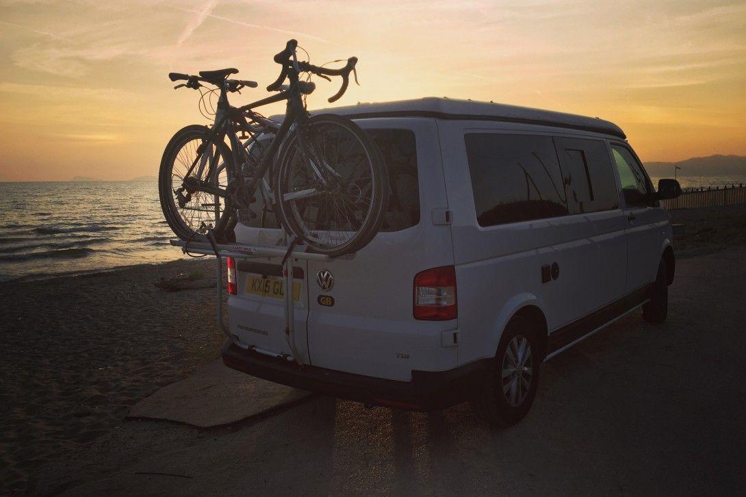 Strafford An Uptodate Platform Having Camper Van Of
