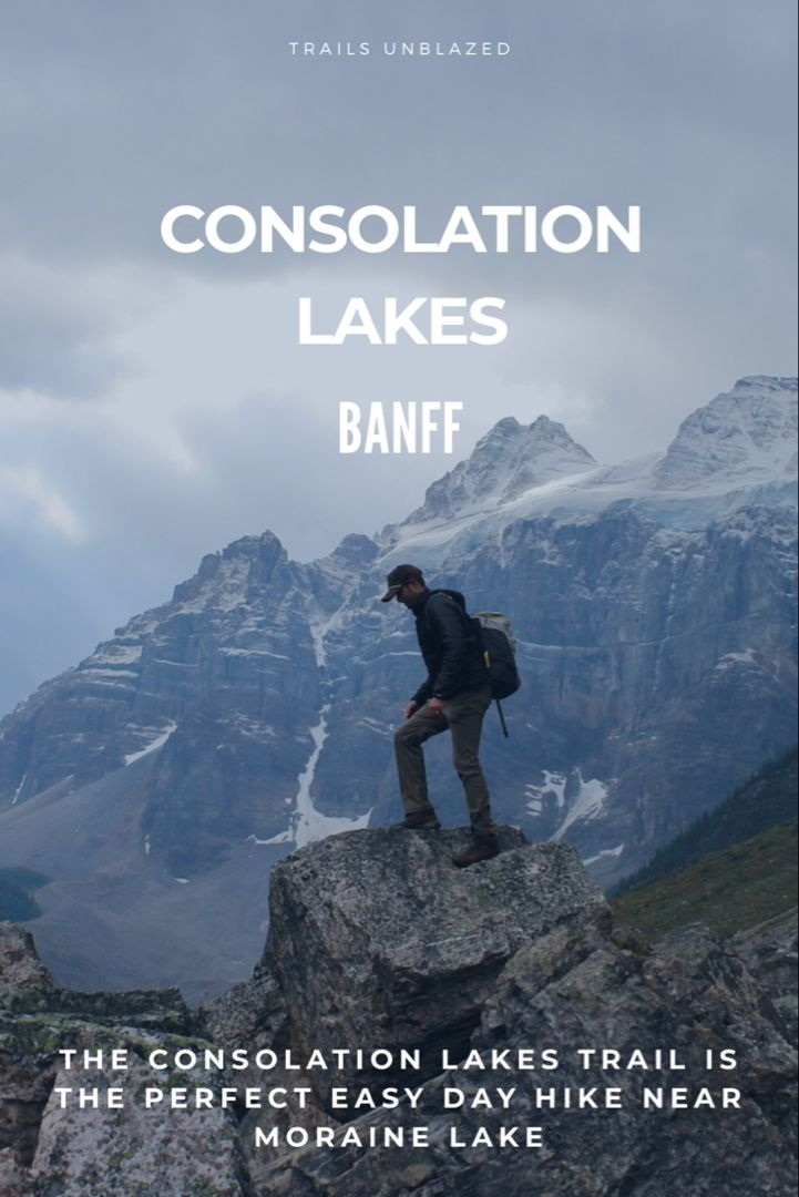 Women S Banff Canada Hiking Adventure: Consolation Lakes Trail – Banff