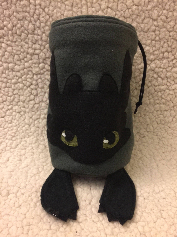 black fury toothless kawaii