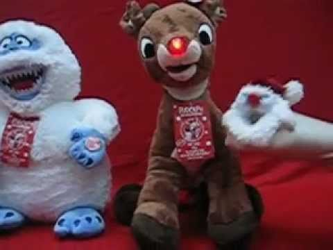 Dan Dee Rudolph The Red-Nosed Reindeer Musical Clarice