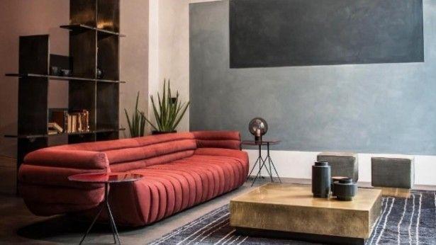 Inspiratieboost: een warme woonkamer met aardse kleuren inrichting