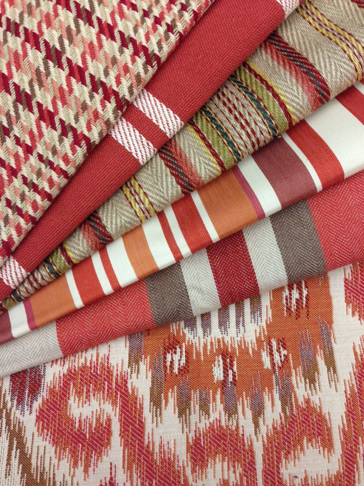 Fall Fabric Obsessions - fabrics by Kravet and Gaston