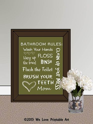 I think this would look great in my safari kids' bathroom! <3