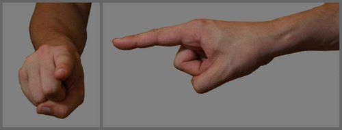 pointing set 1 anatomy reference how to draw hands hands pointing set 1 anatomy reference how
