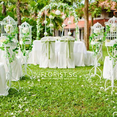 Cherishing Romance Victorian Classic Wedding Decor Package
