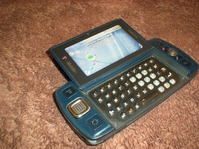 T-Mobile Sidekick LX Locked Cell Phone - For Sale   Electronics