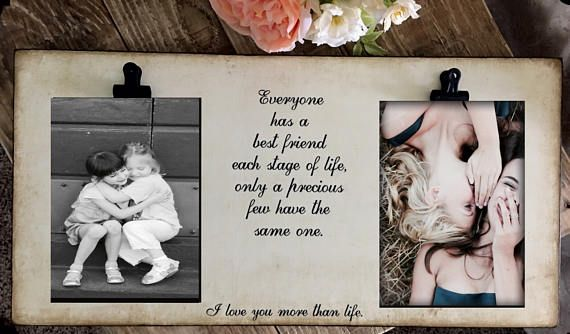 Best Friends, Mom and Daughter, Mother, Sisters, Family Frame, Two ...