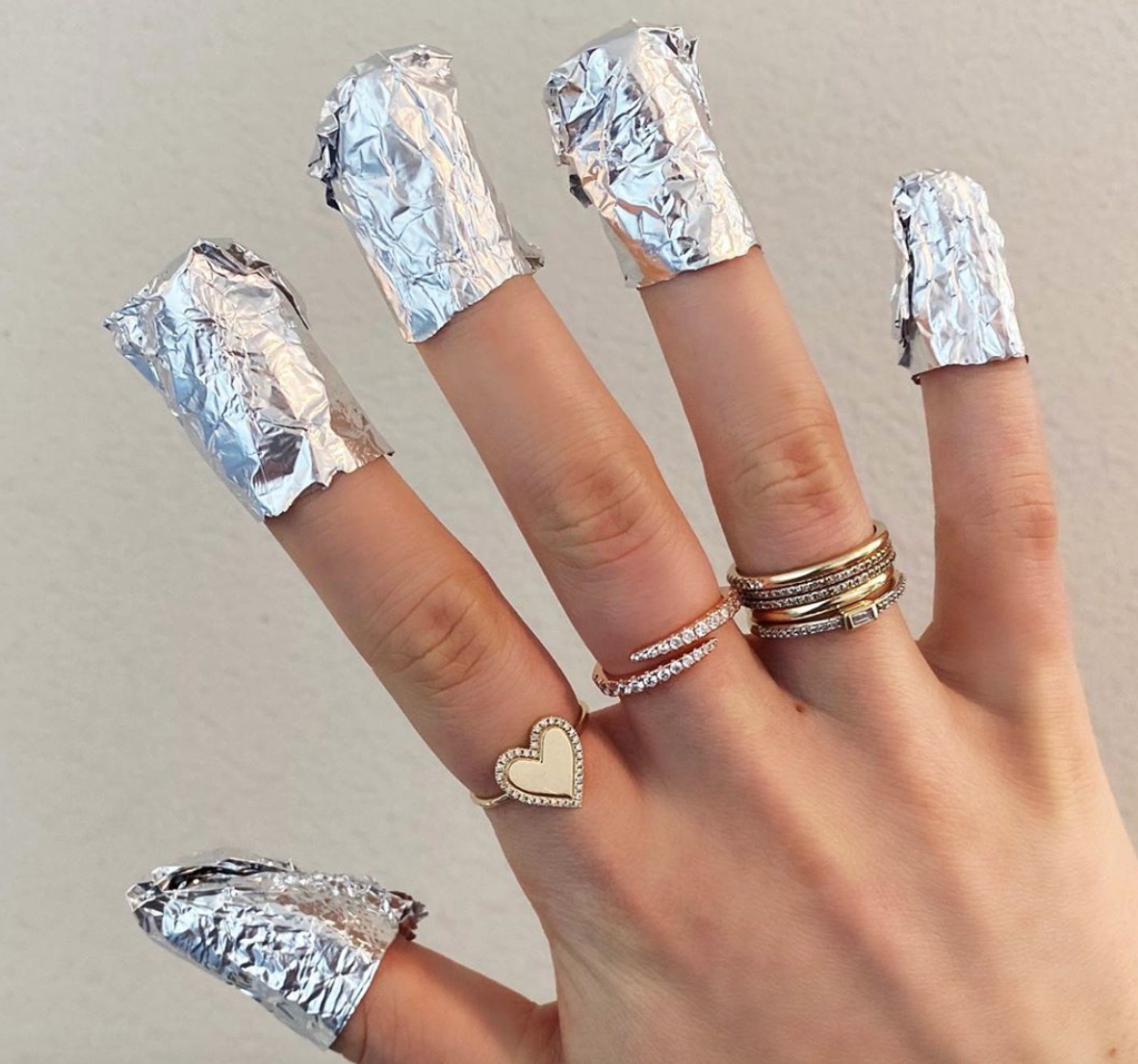 Pin on Remove gel fingernails
