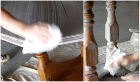 stunning antique white wash furniture | Simple: How to white wash/antique your furniture! | White ...
