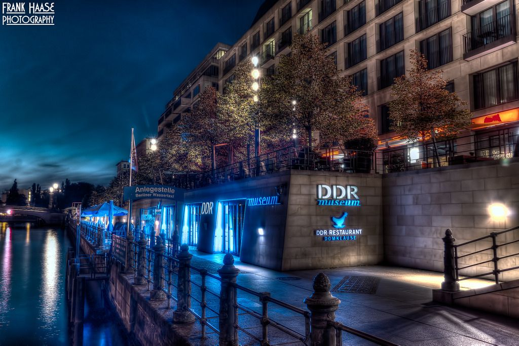 DDR Museum in Berlin | Frank Haase Photography