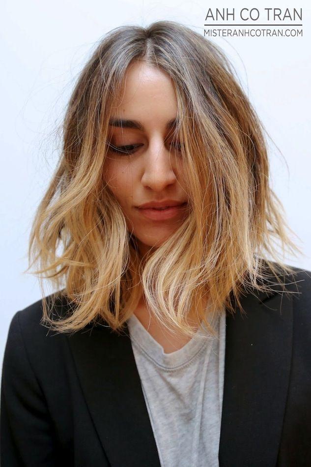 Le Fashion Blog Hair Inspiration Long Subtle Ombre Bob Sombre Lob Grey Tee Black Blazer Via Anh Co Tran photo Le-Fashion-Blog-Hair-Inspiration-Long-Subtle-Ombre-Bob-Sombre-Lob-Grey-Tee-Black-Blazer-Via-Anh-Co-Tran.jpg