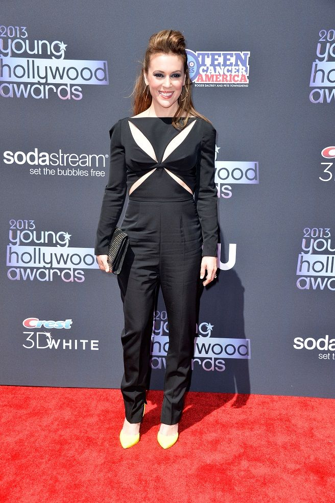 Alyssa Millano - 2013 Young Hollywood Awards