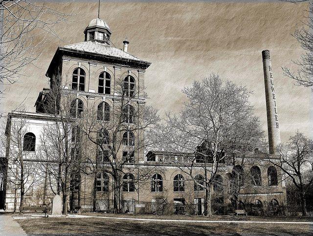 Former Neuweiler Son Brewery Brewery Brewing Company Lehigh Valley