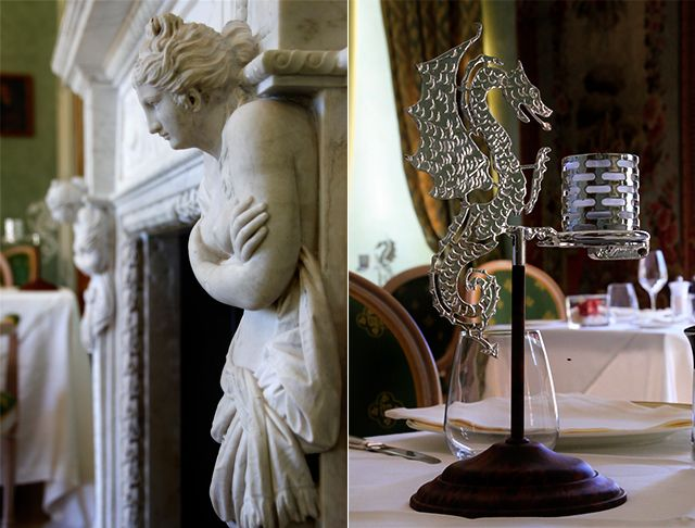 Castello dal Pozzo Hotel. Charming Castle and Palace Overlooking Lake Maggiore