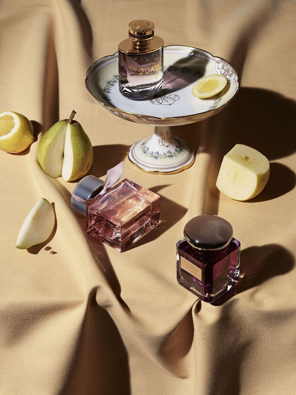 Editorial Perfume Paul Lepreux Healthy work snacks