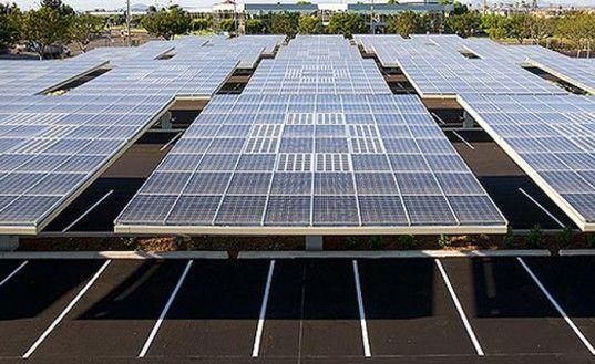 Envision Plans To Install 2 300 Rotating Solar Tree Car