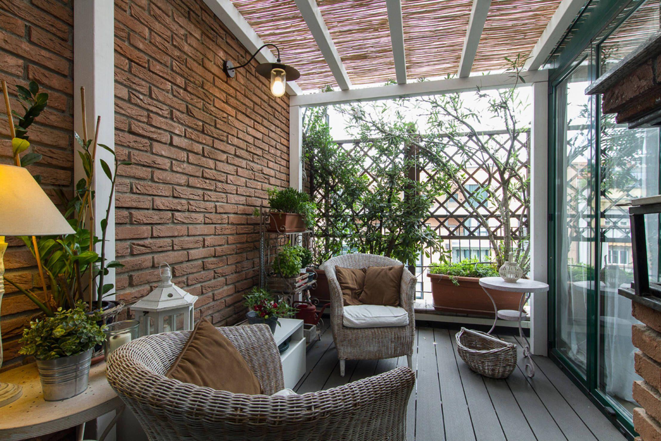 15 terrazas rústicas sensacionales   Ideas para el hogar   Pinterest ...